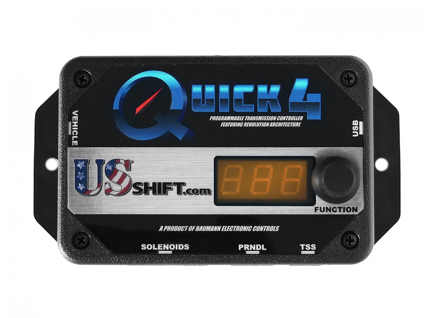 The Quick 4 Transmission Control System