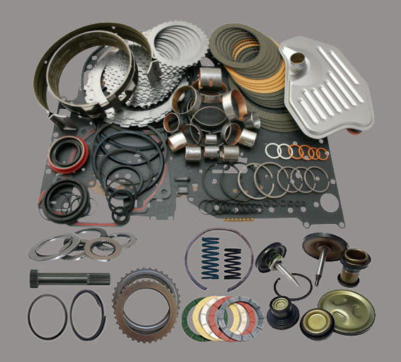 2004 chevy silverado transmission rebuild kit