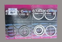 6R80 Exedy Stage 2 Friction and Steel Clutch Pack Kit