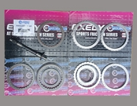 6R80 Exedy Stage 2 Clutch kit with Billet Shaft